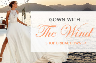 Breezy Bridal Gowns Starting At US $77.99